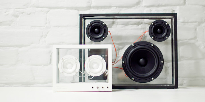 Dieser nachhaltige Lautsprecher kann immer wieder repariert werden