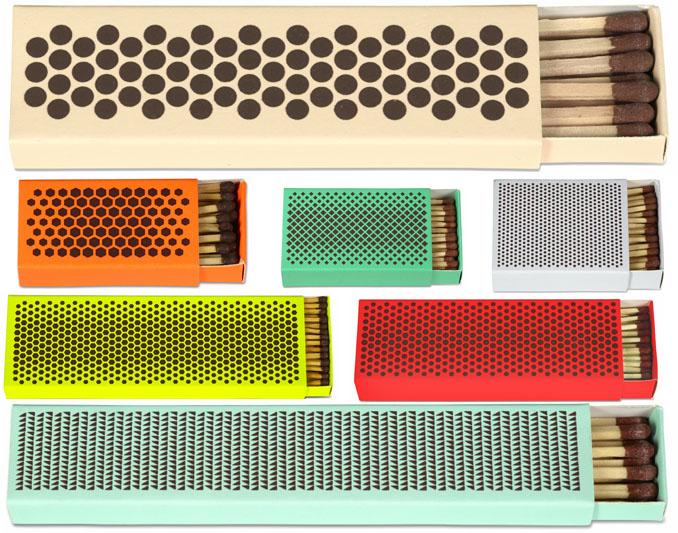 Unterschiedliche Formen und Farben © hay.dk