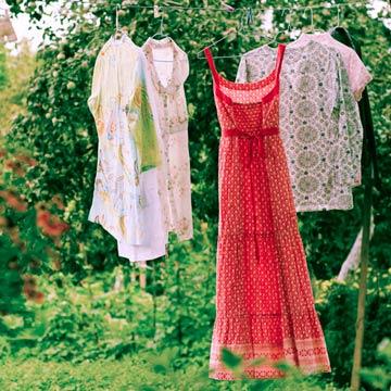 So wäschst du umweltfreundlich