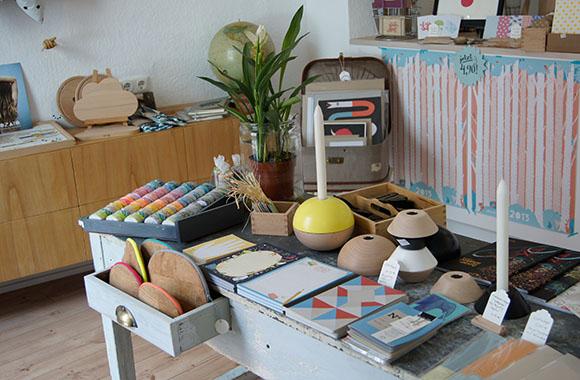 Unser Onkel: Umweltfreundlicher Designshop in Köln