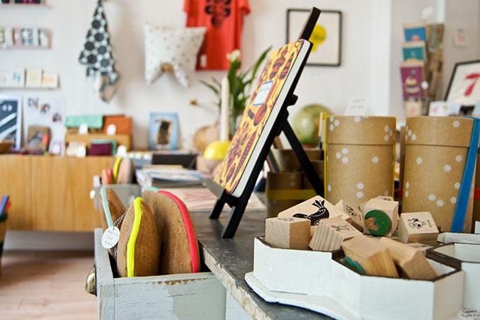 Pfiffige Produkte aus cleveren Materialien © Unser Onkel (Köln)