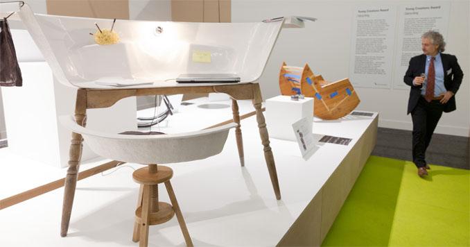 Die heimtextil setzt verst rkt auf recycling und upcycling for Stuhl upcycling