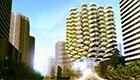 Urban Skyfarm: Wohnkonzept und Ackerbau vertikal