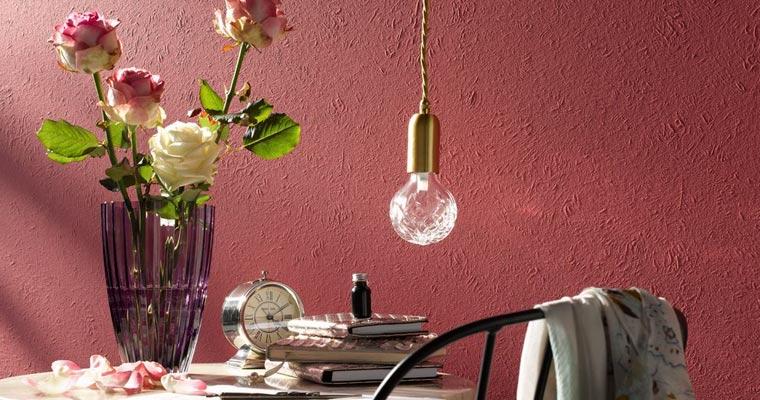 mit vliestapete schneller einfacher tapezieren. Black Bedroom Furniture Sets. Home Design Ideas