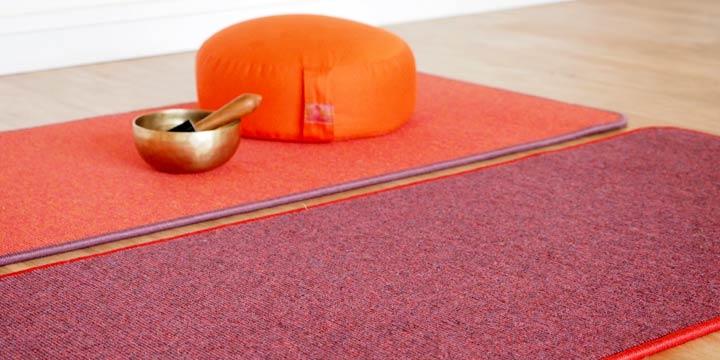 Achtsam Wohnen mit tretford Teppichen