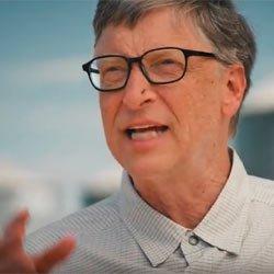Bill Gates will Superkuh züchten