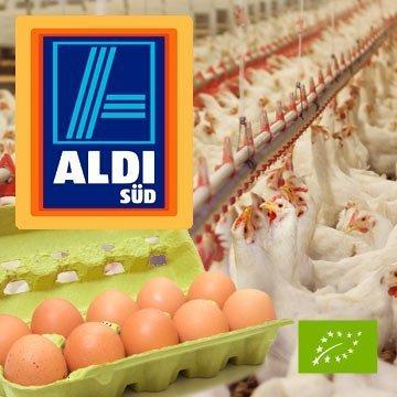 Sind ALDI's BIO-Eier wirklich bio?