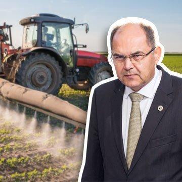 Monsanto- Minister Christian Schmidt schießt sich ins Aus