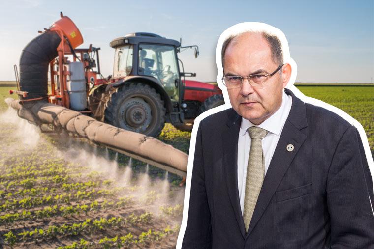 Bekommt Monsanto-Minister Christian Schmidt jetzt die Rechnung für seinen Alleingang?