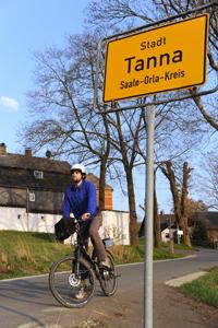 E-Bike Test in Tanna