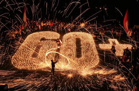 Earth Hour 2014: Eine Stunde für das Klima