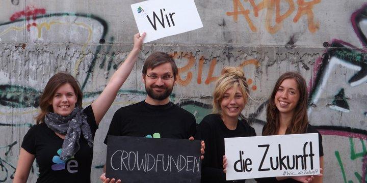Crowdfunding für nachhaltige Projekte