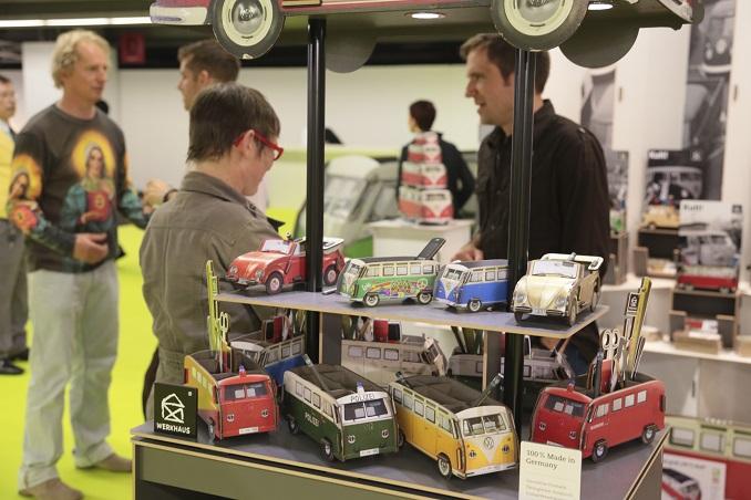 Schickes, nachhaltiges Design wie die Werkhaus Multiboxen © Messe Frankfurt Exhibition GmbH / Thomas Fedra