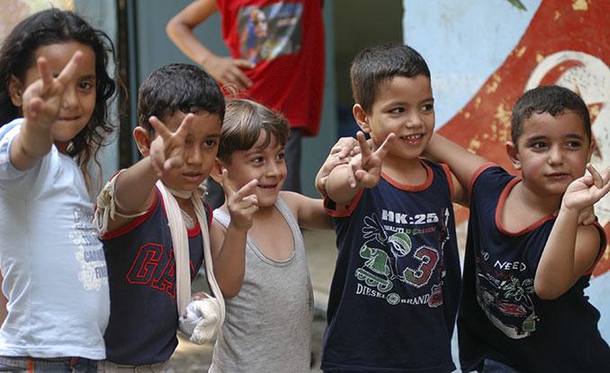 Eine Perspektive für Flüchtlingskinder schaffen