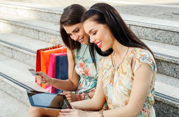 Online Shops bieten CO2-neutralen Konsum