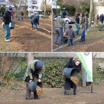 Bio Neustadt Garten Urban Gardening