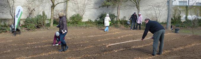 Bio Urban Gardening Mainz