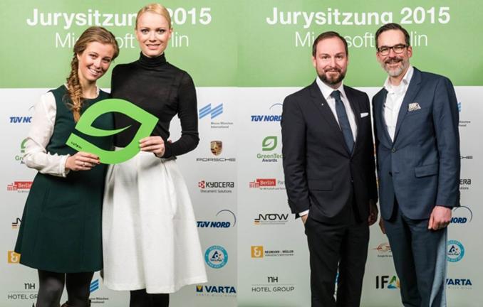 Green Tec Awards 2015
