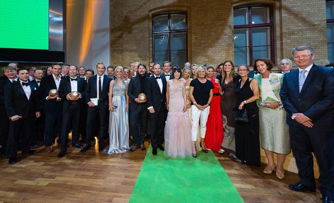 Die GreenTec Awards 2014 werden am 4. Mai in München verliehen