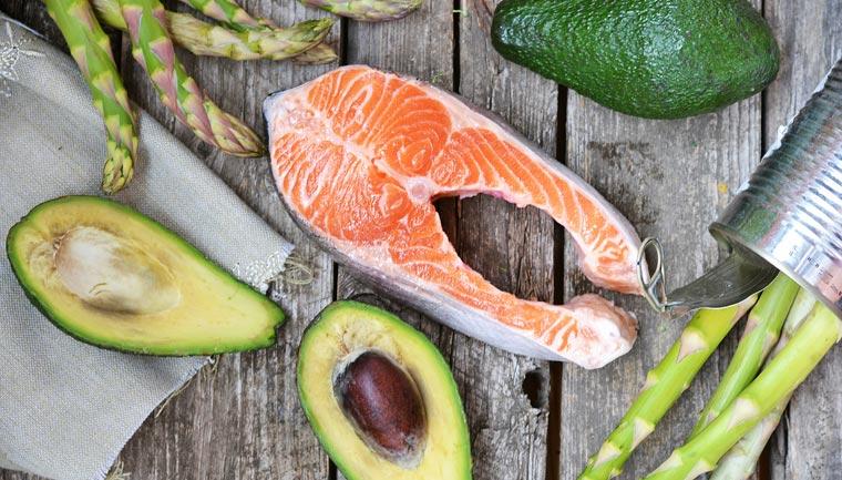 Essen für einen gesunden Hormonhaushalt