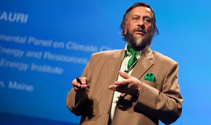 IPCC Vorsitz Rajendra Pachauri Rücktritt