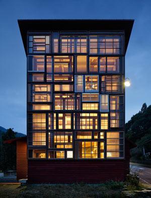 Das nachhaltige Kamikats Gemeinschaftshaus