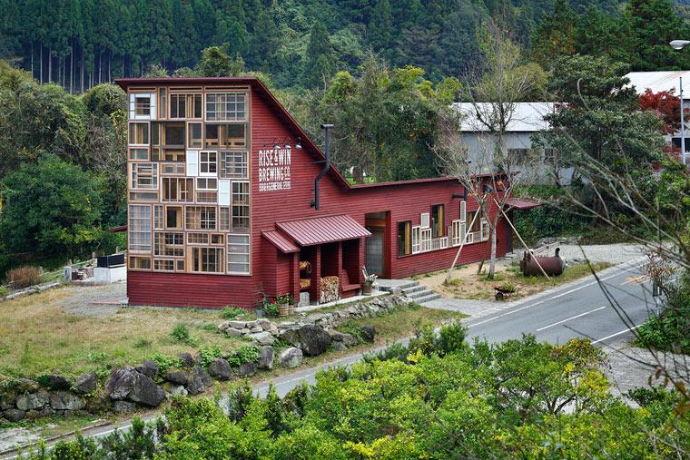 Das Kamikats Gemeinschaftshaus