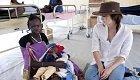 Keira Knightley startet gemeinsam mit Oxfam Spendenaufruf für Flüchtlingscamps im Südsudan