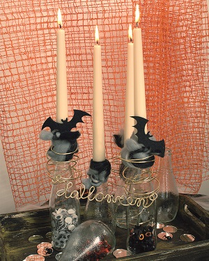 Die Kerzen spenden angenehmes Licht ©efco - creative emotions