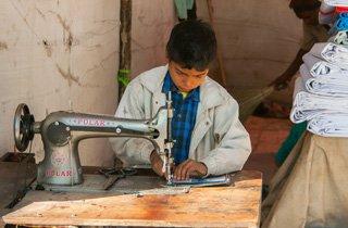 Kinderrechte schützen und Kinderarbeit stoppen