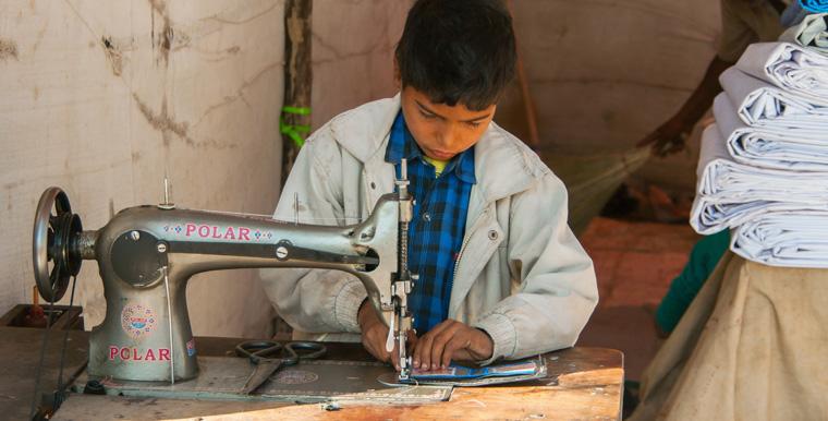 Das Verbot von Kinderarbeit allein reicht nicht aus, um das Problem einzudämmen