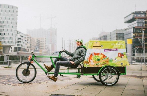Lastenfahrrad im Kommen: Die umweltfreundliche Alternative zum Auto