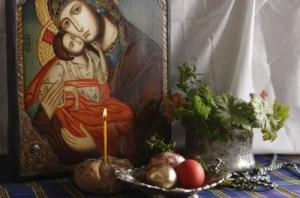 Ostern und Osterbrauch auf der ganzen Welt.