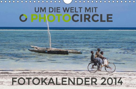 Gut ins Neue Jahr starten: Gewinnen Sie jetzt einen von zehn Fotokalendern von Photocircle!