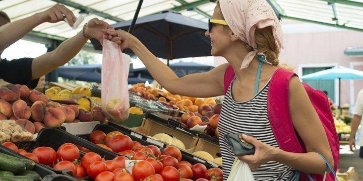 England führt Plastiktüten-Gebühr ein