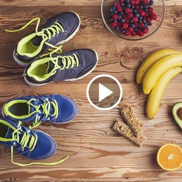 Richtige Ernährung für sportlichen Erfolg