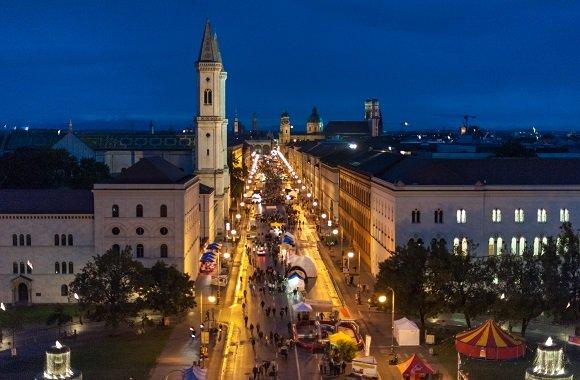 Streetlife Festival München 2014: Autofreies, ökologisches Straßenfest