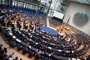 SusCon im ehemaligen Bundestag