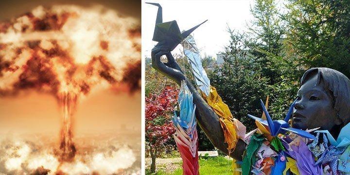 Atombombenopfer Sadako Sasaki und die tausend Kraniche