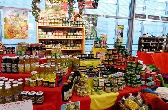 VeggieWorld in Wiesbaden bietet alles rund ums Thema Veganismus, Vegetarismus und Rohkost