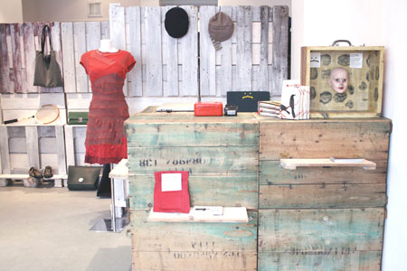 Green Upcycling Fashion Store Berlin