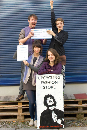 Upcycling Ideen award