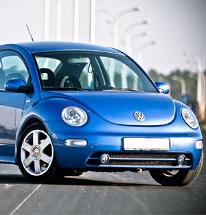 Diesel-Abgas-Tests mit VW-Beetle