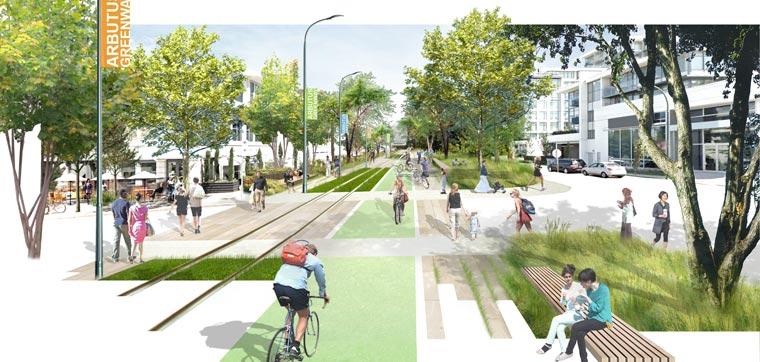 Grünflächen in Städten schaffen mehr Lebensqualität