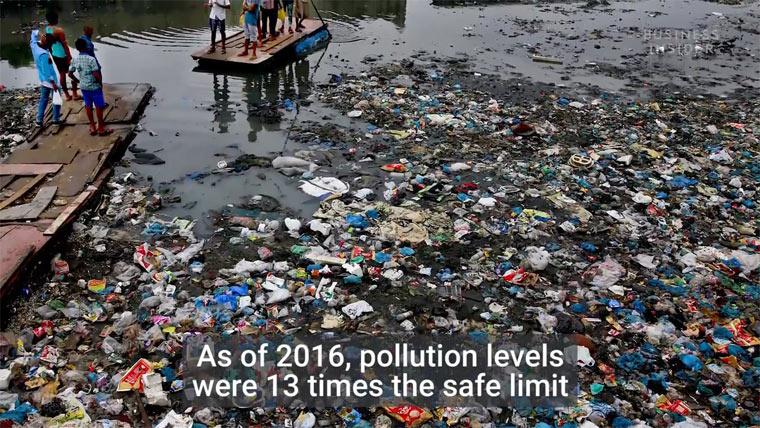 Verschmutztes Wasser extrem schädlich für Mensch und Tier