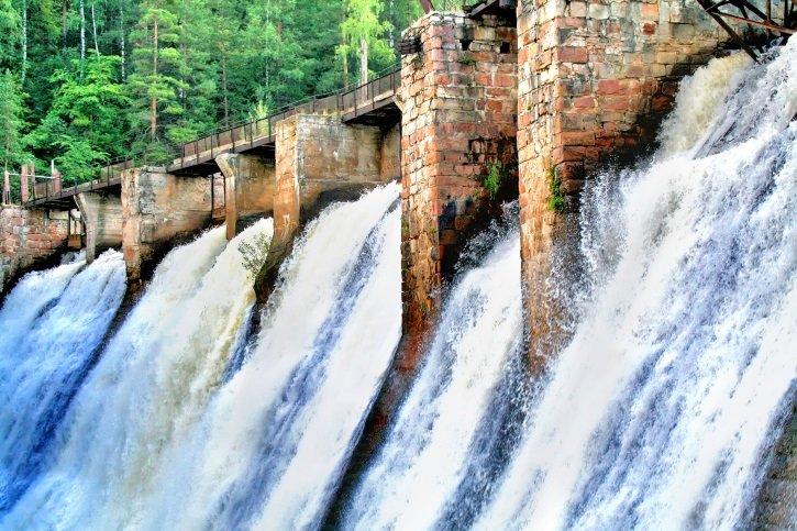 Ökostrom aus deutscher Wasserkraft von NaturEnergiePlus