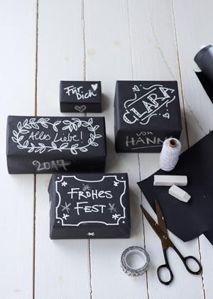 recycling papier zum selber basteln als geschenkverpackung. Black Bedroom Furniture Sets. Home Design Ideas