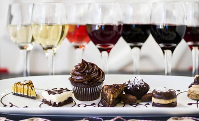 Wein-u-Süßigkeiten