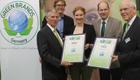 Deutsches Bio Unternehmen bekommt Gütesiegel