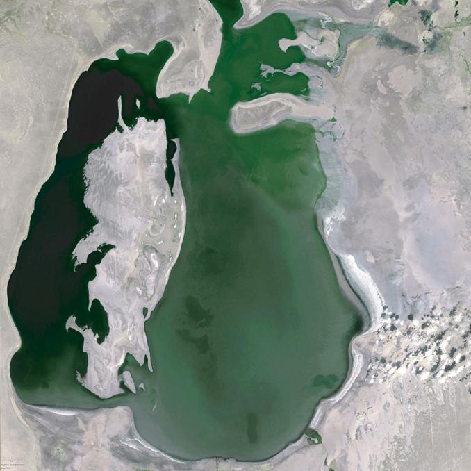 Aralsee Früher